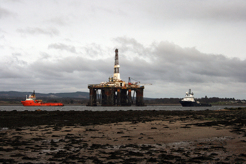 ShoreUPDATE, Cromarty Firth