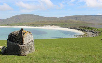 Incredible archaeology in Shetland