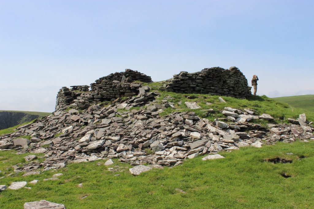 Broch of Burraland