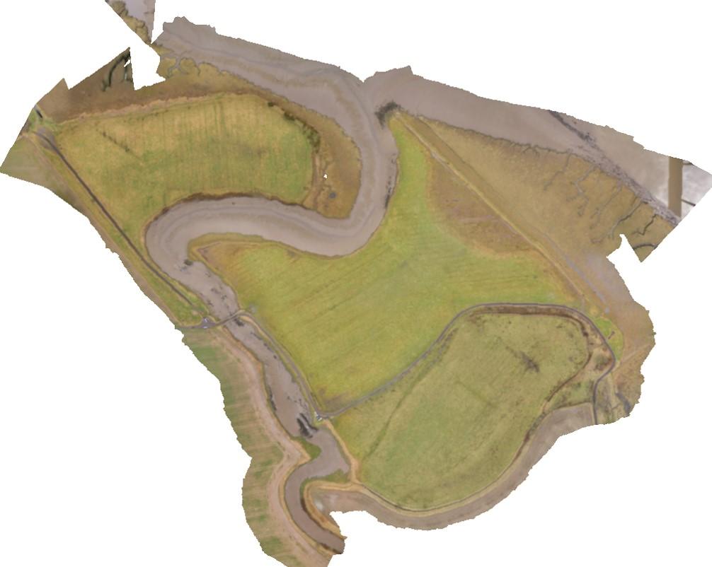 2 - gigapan drone survey