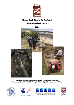 Brora data structure report 2007