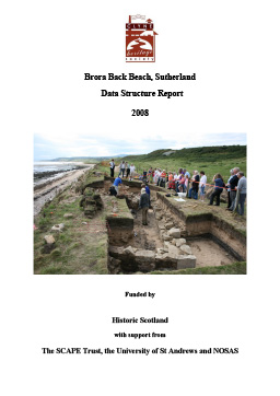 Brora data structure report 2008