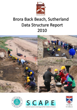Brora data structure report 2010