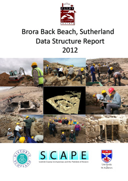Brora data structure report 2011