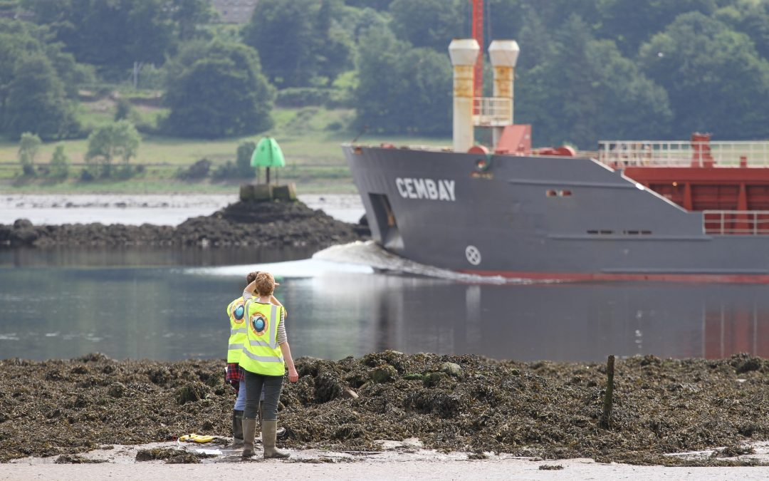 Exploring the Clyde with Britain at Low Tide