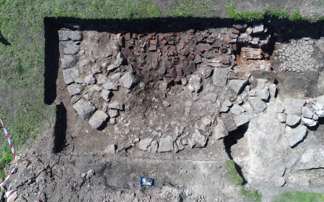 Revealing the post-medieval landscape of Higgins Neuk