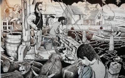 The Hidden History of Higgins Neuk