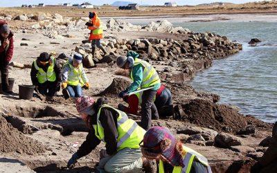 Loch Paible community excavation, North Uist